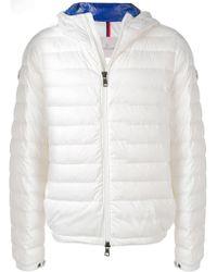 e30b61881 Padded Jacket - White