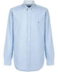 Ralph Lauren - Long-sleeve Shirt - Lyst