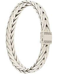 John Hardy 'Modern Chain' Armband - Mettallic