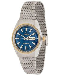 Timex Наручные Часы Falcon Reissue 38 Мм - Металлик