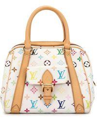 Louis Vuitton プリシラ ハンドバッグ - ホワイト