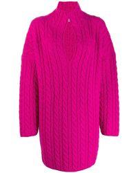 Balenciaga - スウィング Vネックセーター - Lyst