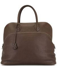 Hermès Сумка-тоут Bolide Relax 45 Pre-owned - Коричневый