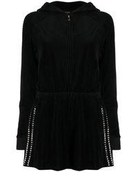 Juicy Couture Tutina con decorazione - Nero