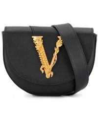 Versace Virtus ベルトバッグ - マルチカラー