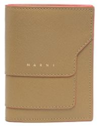 Marni Картхолдер С Логотипом - Многоцветный