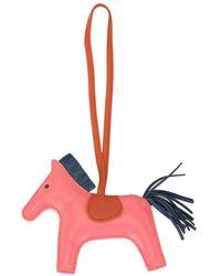 Hermès Подвеска Rodeo Pm Pre-owned - Розовый