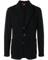 Barena - Single Breasted Fitted Blazer - Lyst