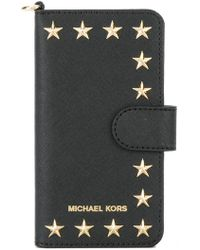 MICHAEL Michael Kors - Folio Iphone Case - Lyst