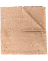Brunello Cucinelli - スパンコール スカーフ - Lyst