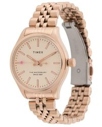 Timex Waterbury 34mm Watch - Multicolor