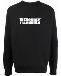 Pleasures Stress Jazz Premium スウェットシャツ - ブラック