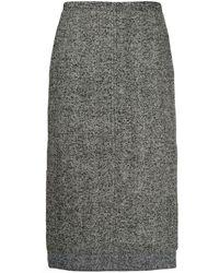 N°21 - ヘリンボーン スカート - Lyst