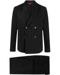 Barena ダブルスーツ - ブラック