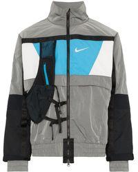 Nike X Offwhite 'NRG' Jacke - Weiß
