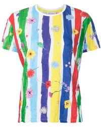 Mira Mikati T-Shirt mit Print - Weiß