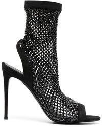 Le Silla Gilda ブーツ - ブラック
