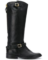 Golden Goose Deluxe Brand - Braid Detailed Boots - Lyst