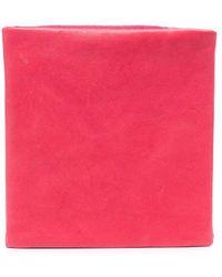 Guidi Складной Клатч - Красный