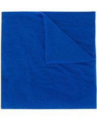Altea ロング スカーフ - ブルー