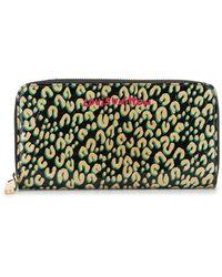 Louis Vuitton Кошелек 2011-го Года С Леопардовым Принтом Pre-owned - Многоцветный