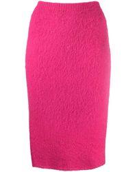 Versace ペンシルスカート - ピンク