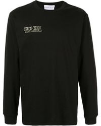 Strateas Carlucci Defect スウェットシャツ - ブラック