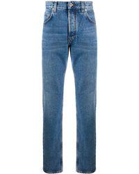 Loewe ストレートジーンズ - ブルー