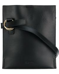 Jil Sander Navy - Adjustable Shoulder Strap Bag - Lyst