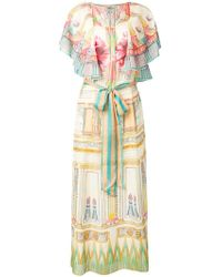 Temperley London - Athena Printed Kaftan Dress - Lyst