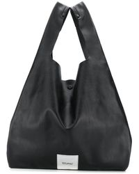 Maison Margiela Bolso shopper estilo shopping - Negro