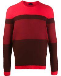 Drumohr - ストライプ セーター - Lyst