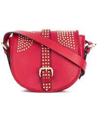 RED Valentino   Crossbody Saddle Bag   Lyst
