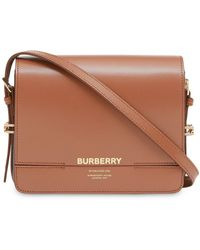 Burberry - Маленькая Сумка Grace - Lyst