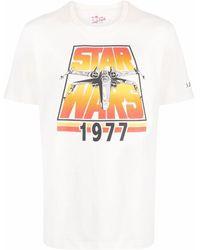Mc2 Saint Barth グラフィック Tシャツ - ホワイト