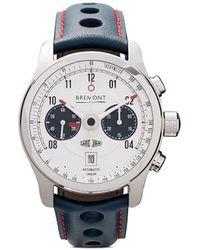 Bremont Наручные Часы Jaguar Mk-11 White 43 Мм - Белый