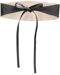 Brunello Cucinelli Декорированный Ремень - Черный
