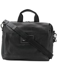 DIESEL D-subtoryal Briefcase - Black