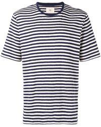 Folk ボーダー Tシャツ - マルチカラー