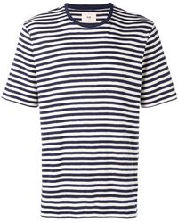 Folk - ボーダー Tシャツ - Lyst