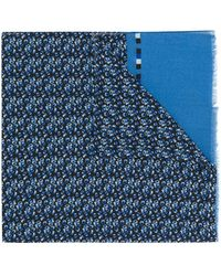 Fefe - Patterned Scarf - Lyst