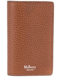 Mulberry カードケース - ブラウン