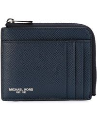 Michael Kors - Zip Around Wallet - Lyst