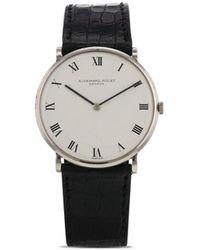 Audemars Piguet Наручные Часы 1970-х Годов - Белый