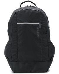 adidas Rucksack mit Reißverschluss - Schwarz