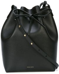 Mansur Gavriel Bucket Bag - Black