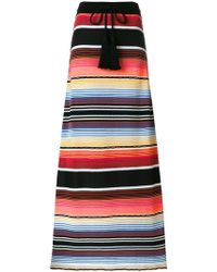 Laneus - Mexico Skirt - Lyst