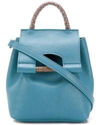 Corto Moltedo Mini Priscilla Backpack - Blue