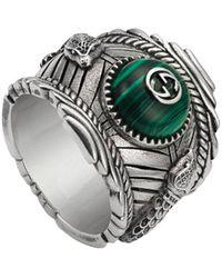 Gucci Garden Ring - Metallic