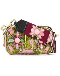 Marc Jacobs Snapshot Small Camera Bag - Многоцветный